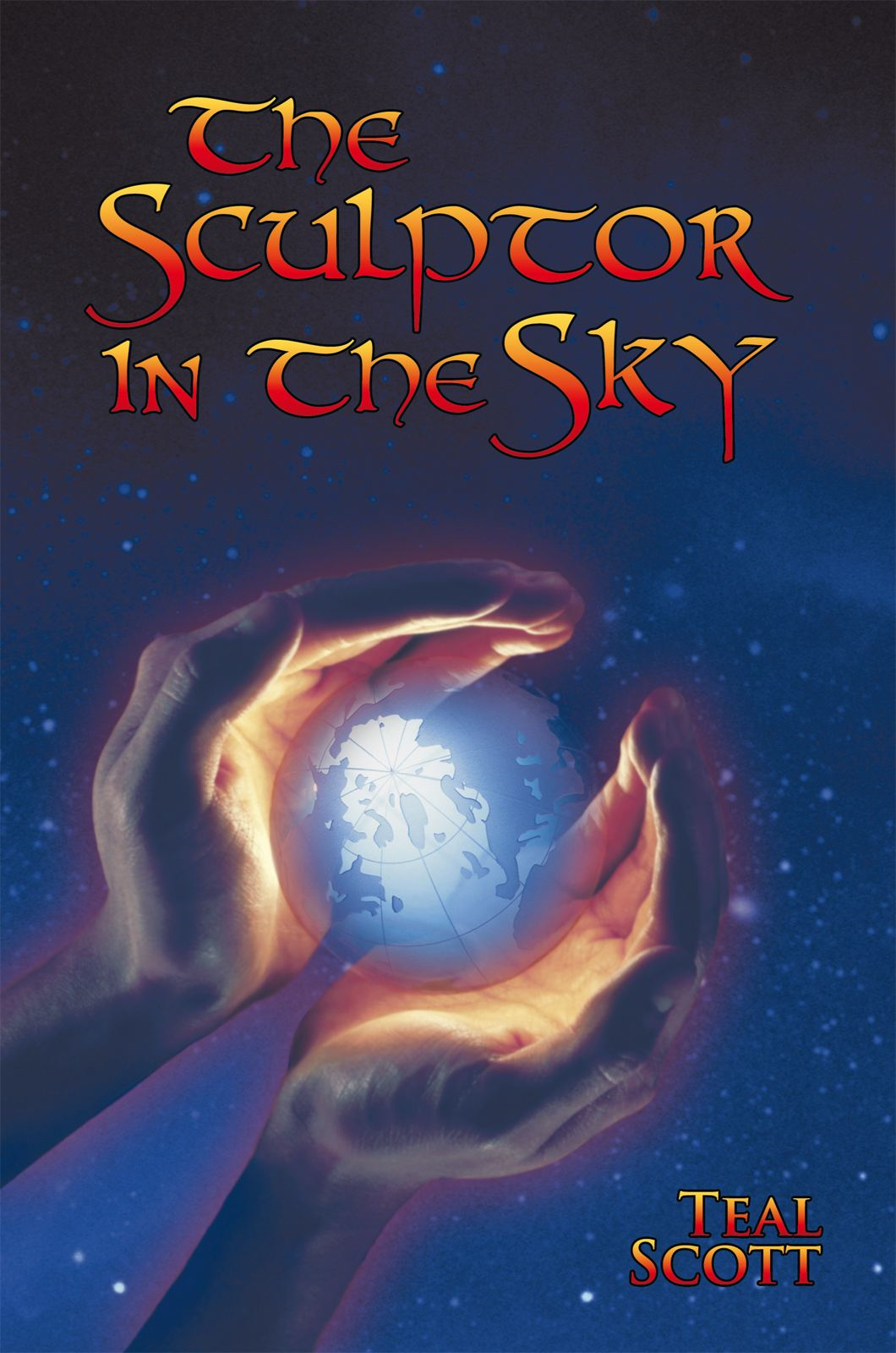 The Sculptor In The Sky By: Teal Scott