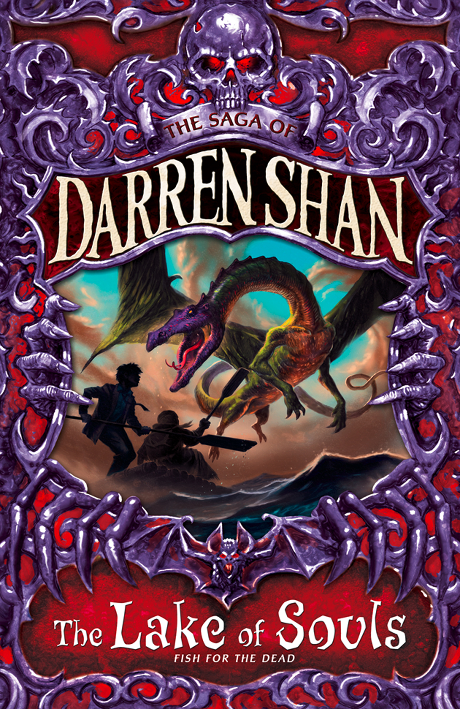 The Lake of Souls (The Saga of Darren Shan,  Book 10)