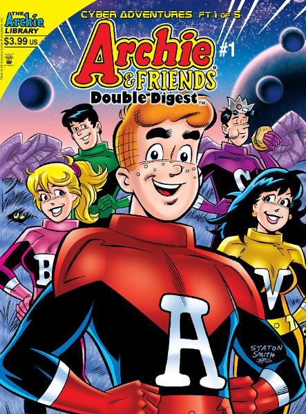 Archie & Friends Double Digest #1