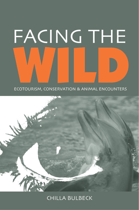 Facing the Wild By: Chilla Bulbeck