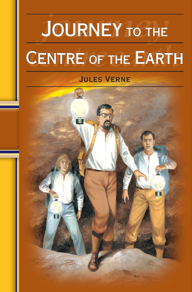Journey to the Centre of the Earth: Hinkler Illustrated Classics By: Jules Verne