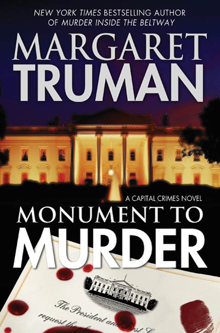 Monument to Murder: A Capital Crimes Novel