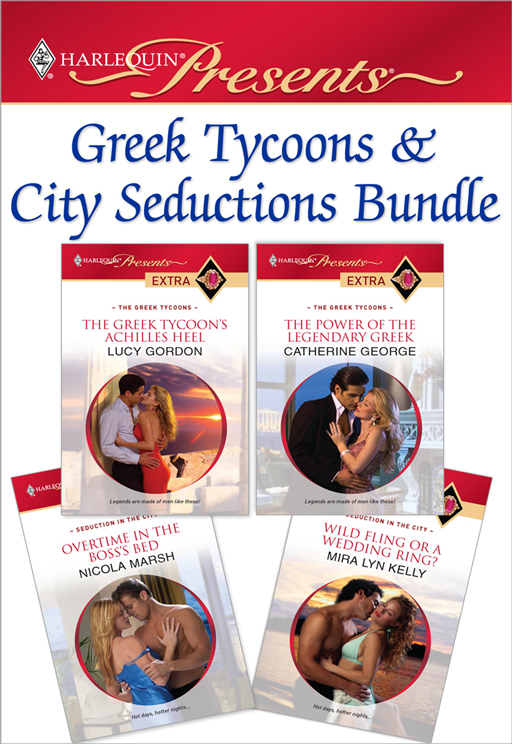 Greek Tycoons & City Seductions Bundle
