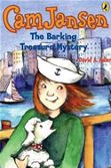 download Cam Jansen: The Barking Treasure Mystery #19 book