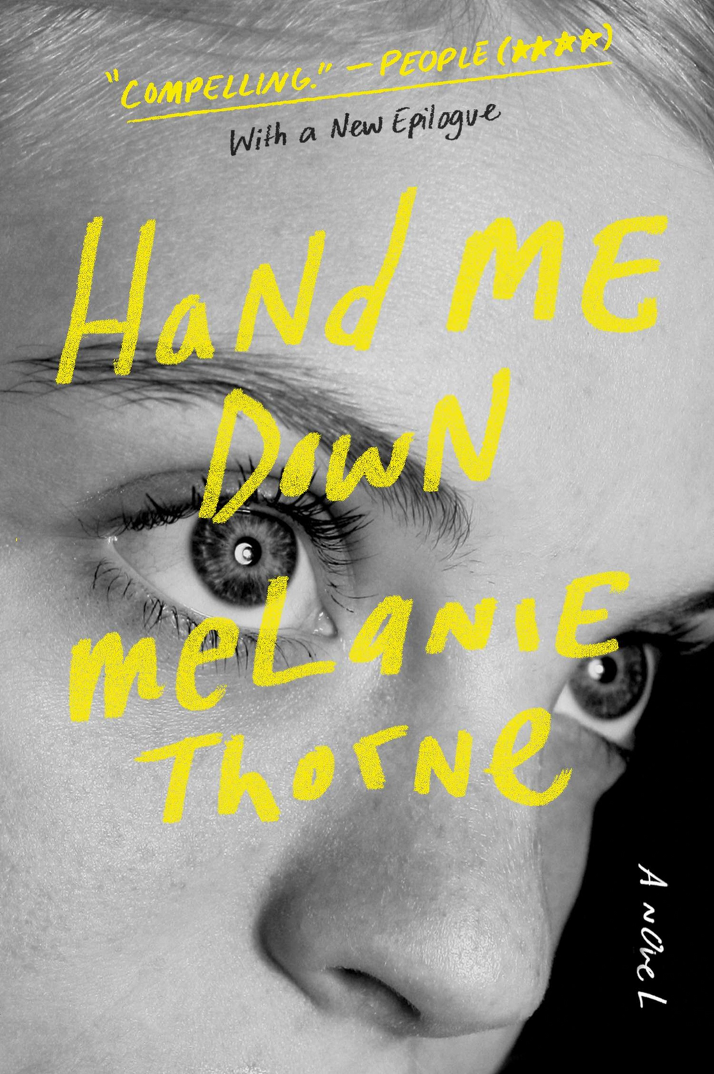 Hand Me Down By: Melanie Thorne