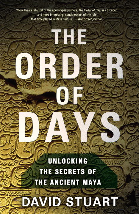 The Order of Days
