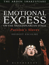 Emotional Excess On The Shakespearean Stage: Passion's Slaves