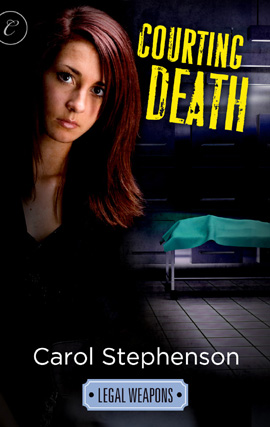 Courting Death By: Carol Stephenson