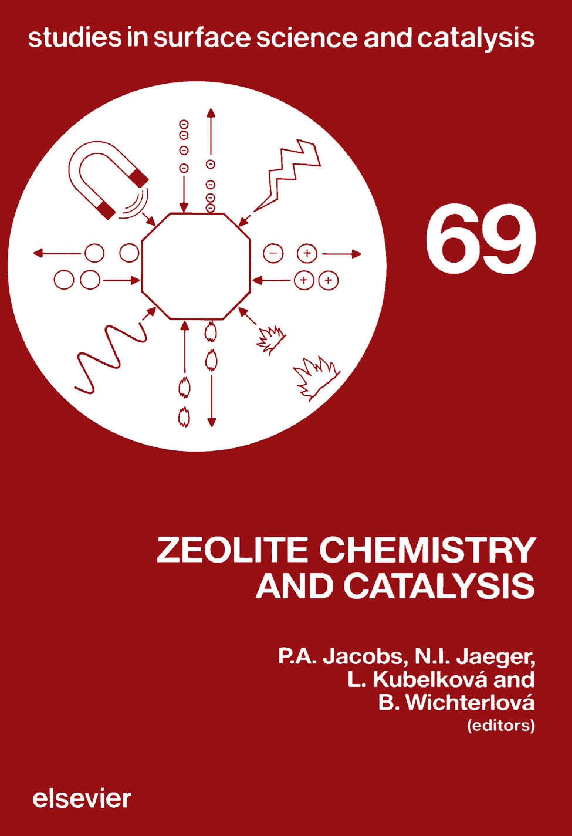 Zeolite Chemistry and Catalysis By: Kubelkov�, L.