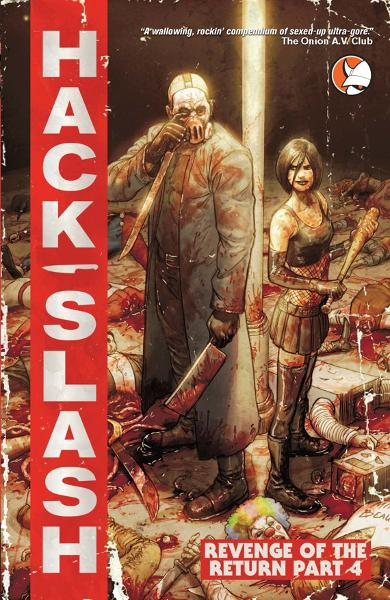 Hack/Slash Vol 4: Revenge of the Return
