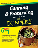 Canning And Preserving All-In-One For Dummies: