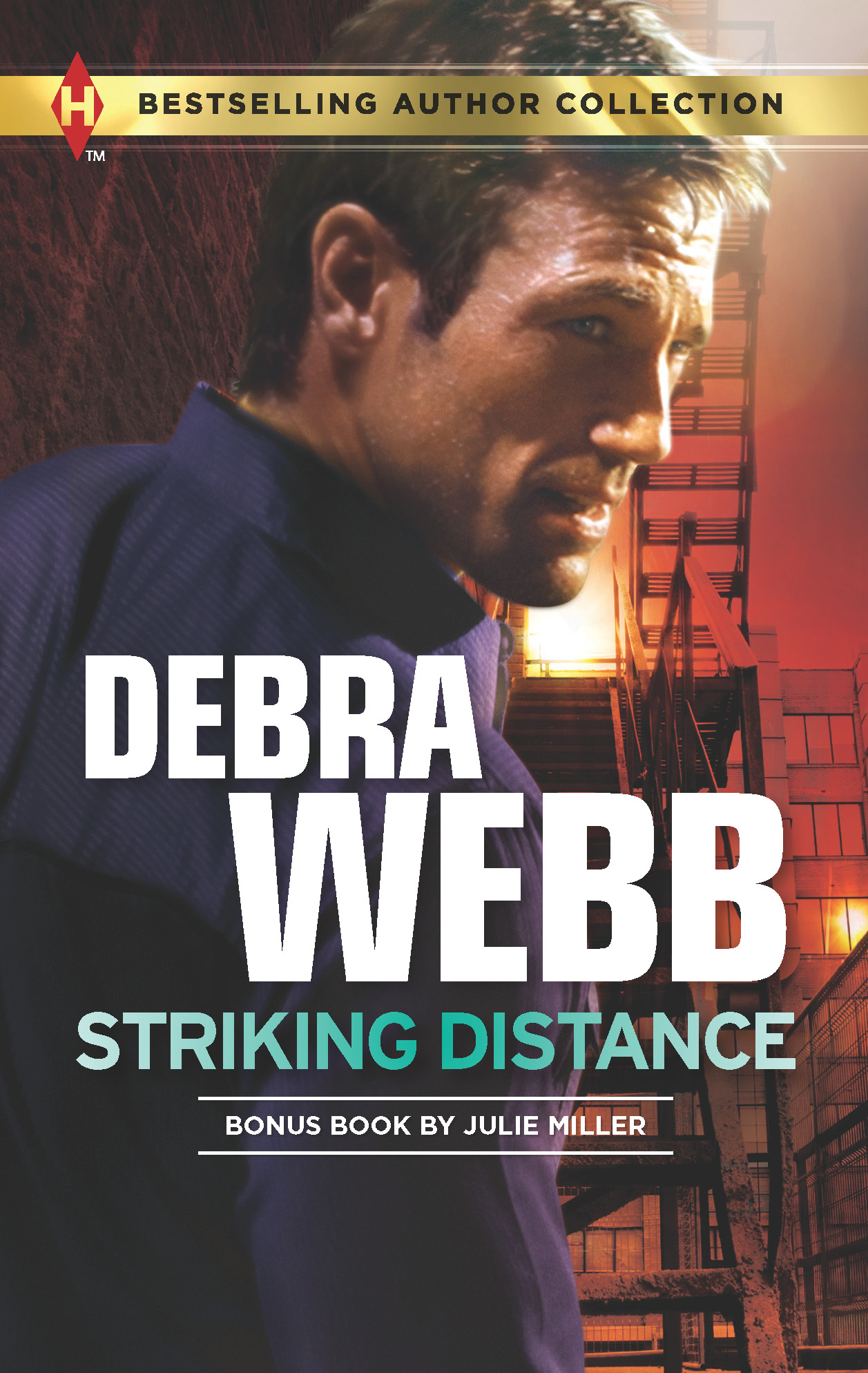Striking Distance By: Debra Webb,Julie Miller