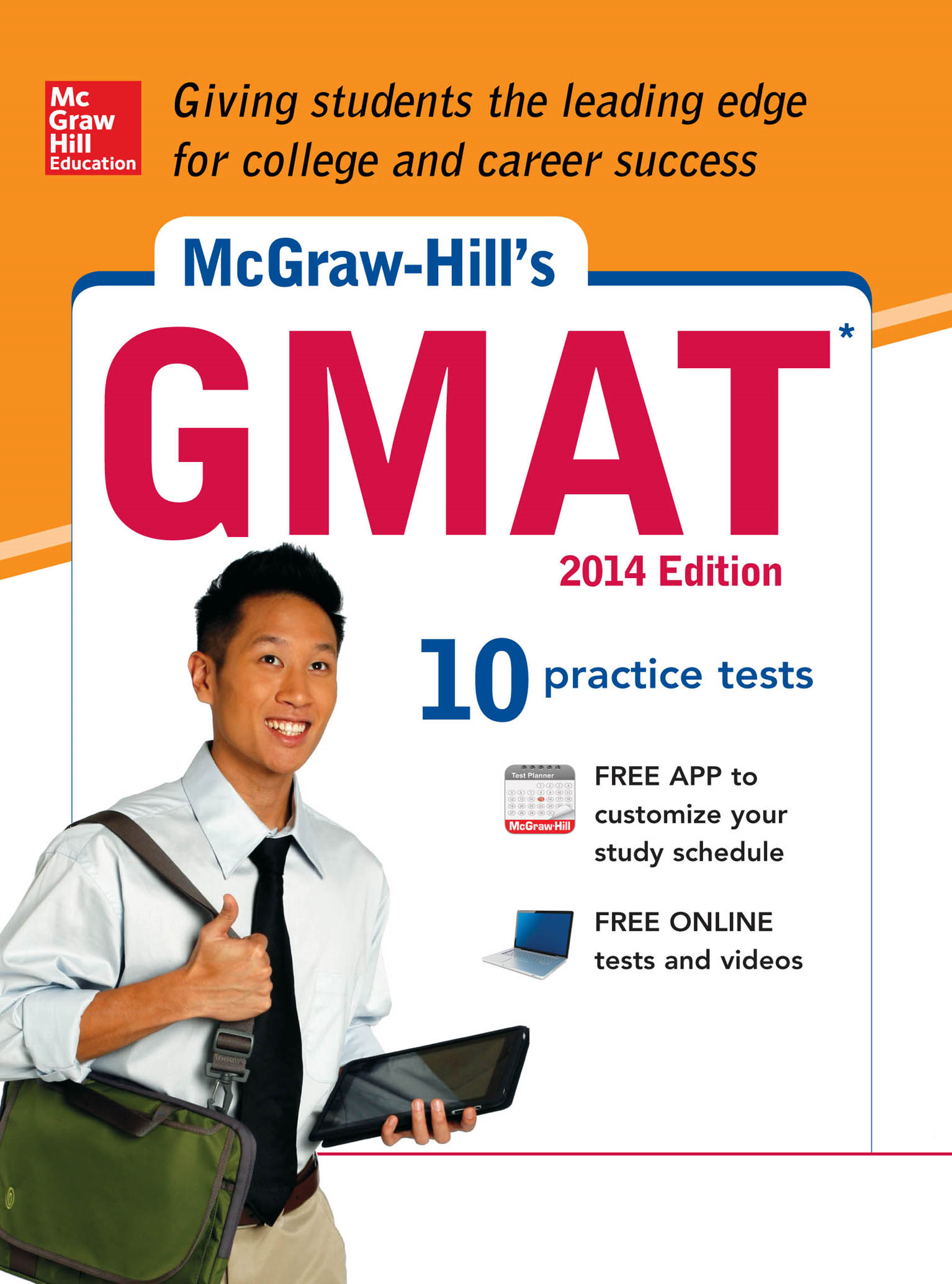 McGraw-Hill's GMAT with CD-ROM, 2014 Edition