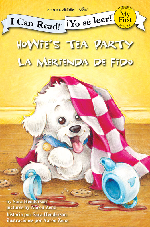 Howie's Tea Party / La merienda de Fido