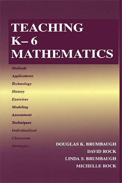 Teaching K-6 Mathematics
