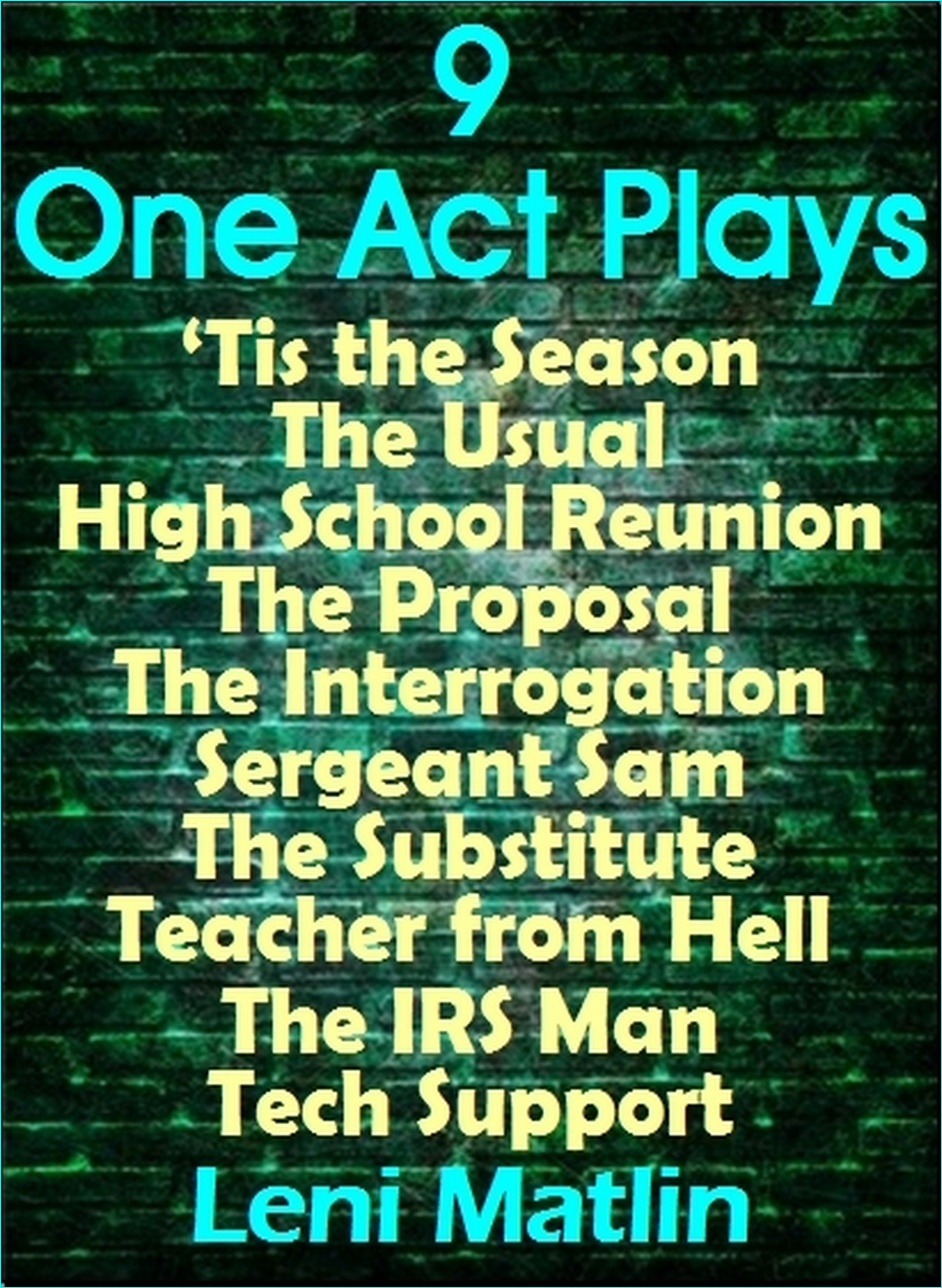 9 One-Act Plays