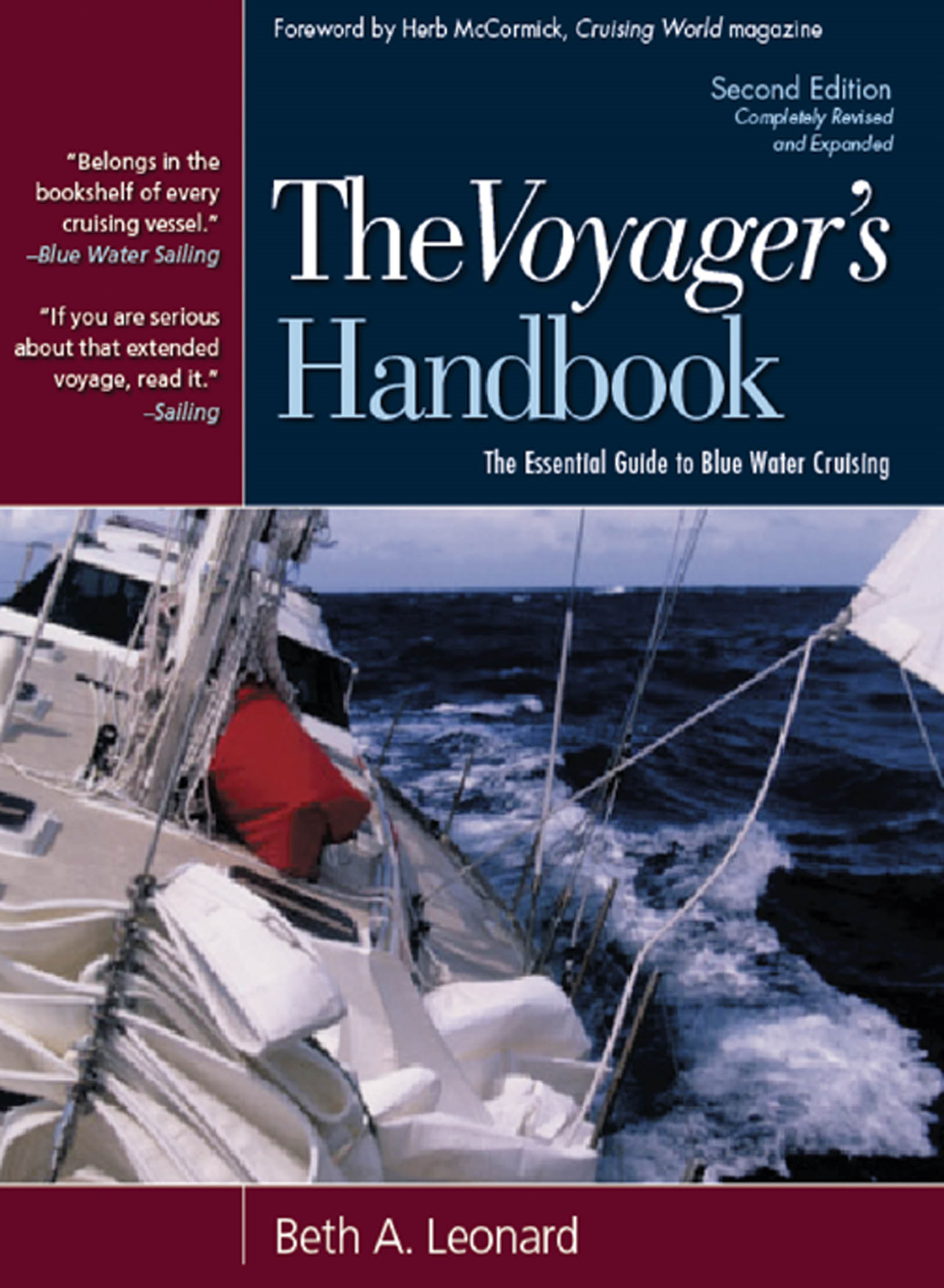 The Voyager's Handbook : The Essential Guide to Blue Water Cruising