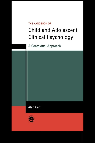 handbook of child psychology pdf