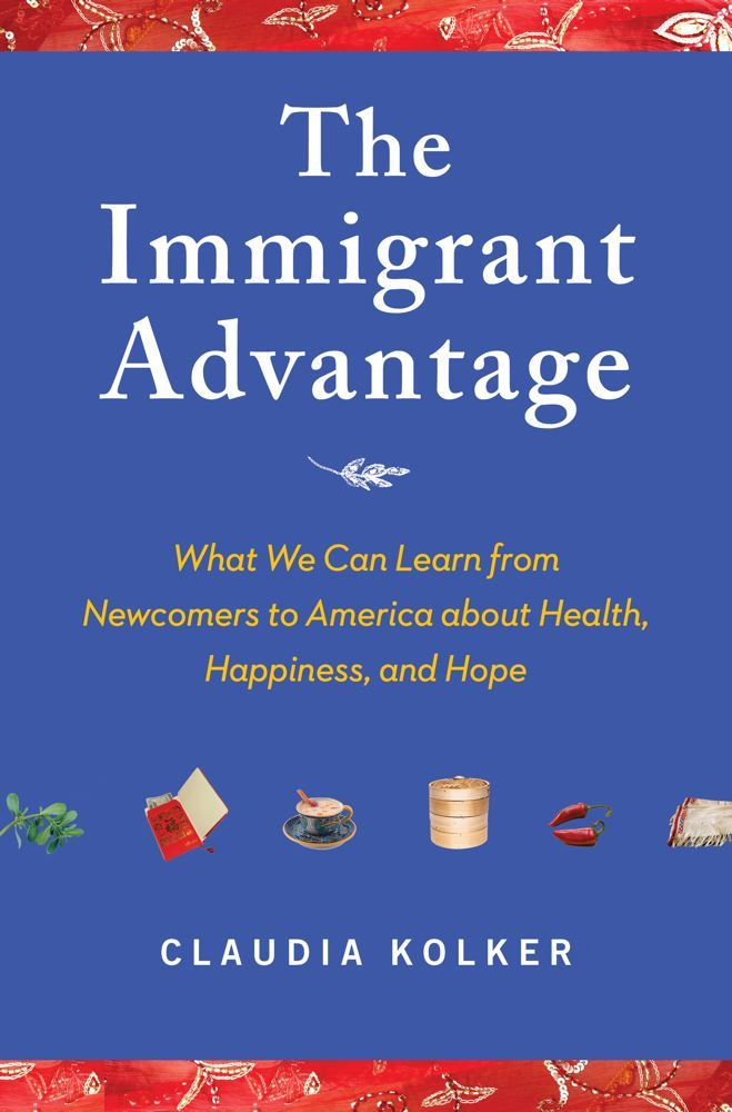 The Immigrant Advantage