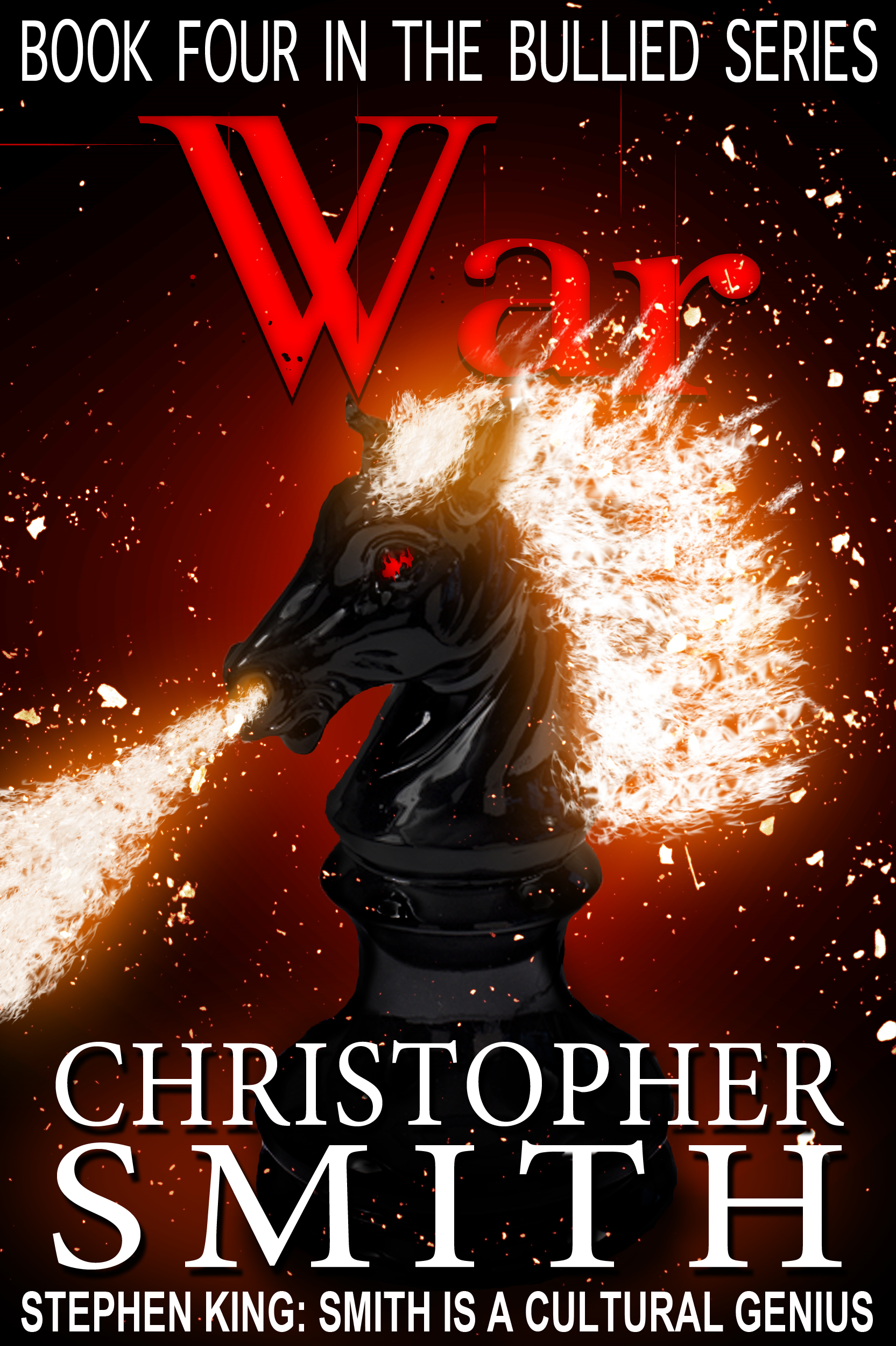 War (Book Four in the Bullied Series)