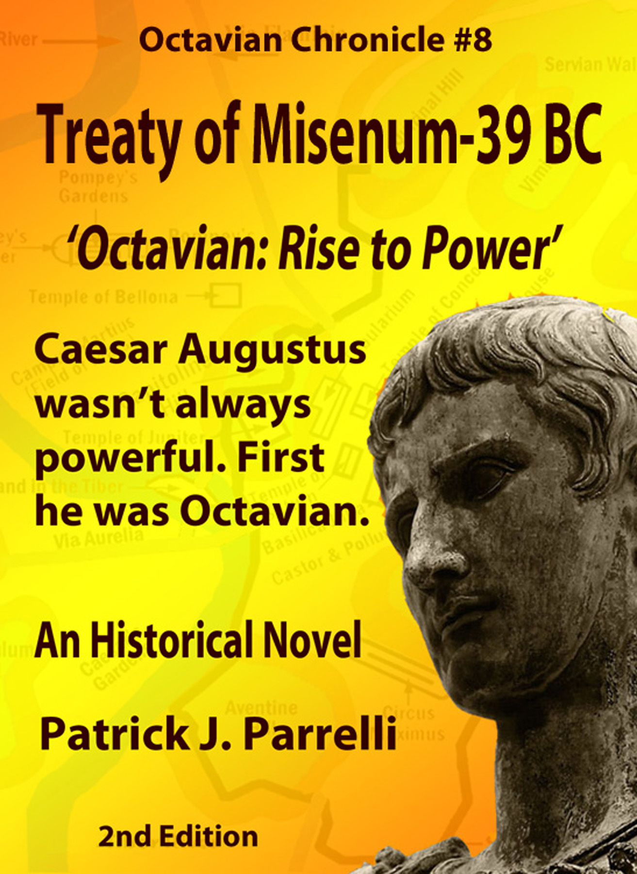 #8 Treaty of Misenum - 39 BC