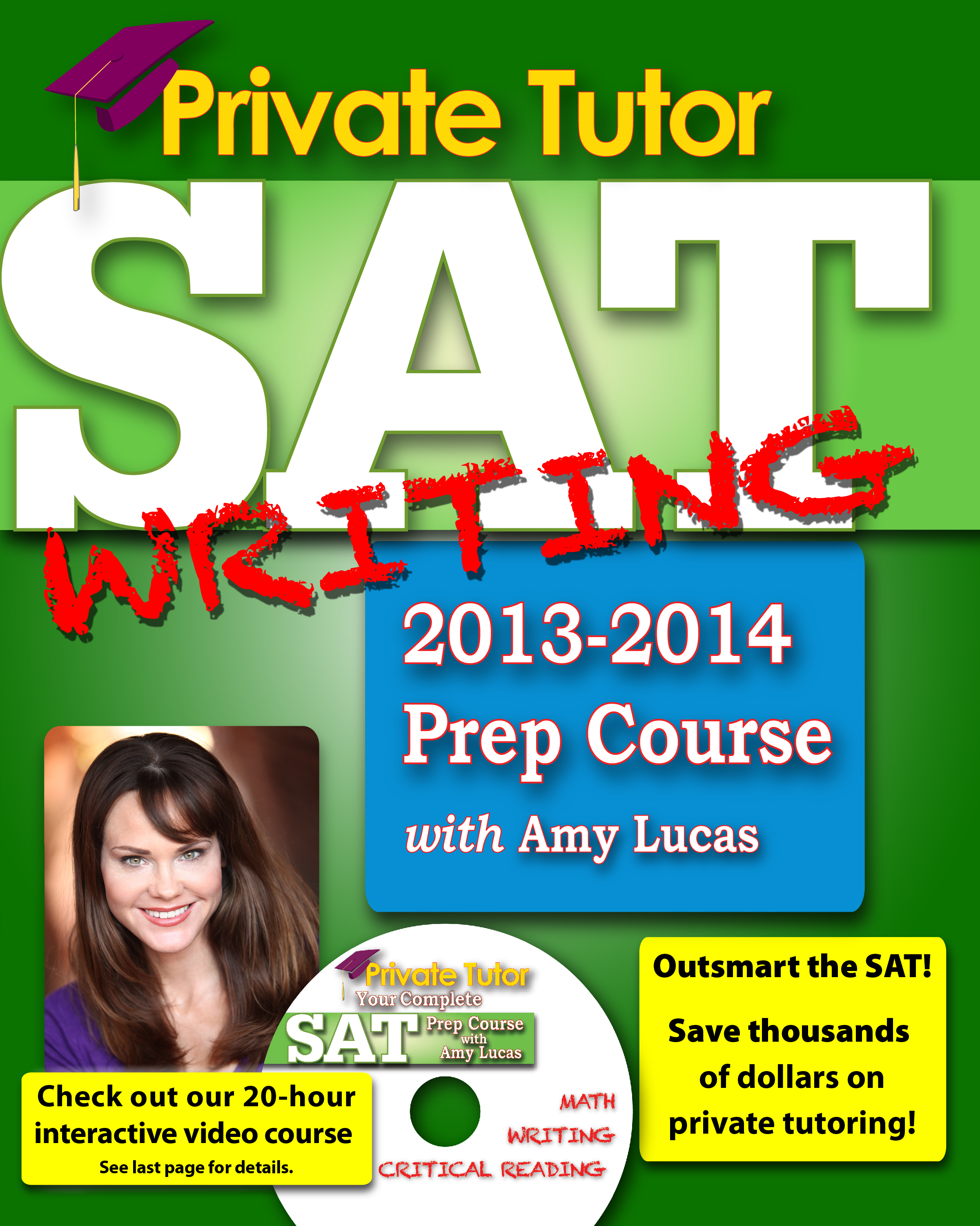 Private Tutor - SAT Writing 2013-2014 Prep Course
