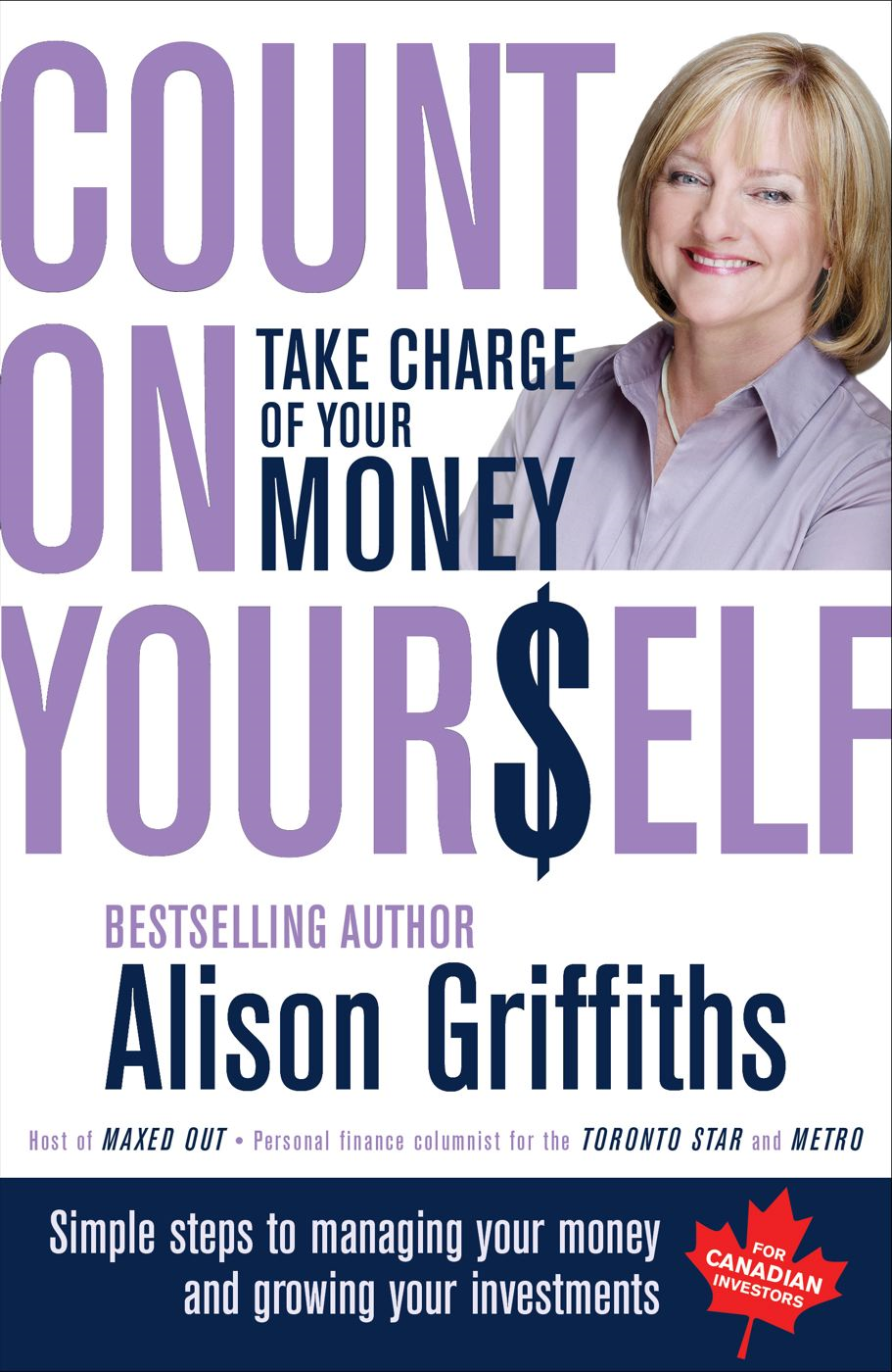 Count on Yourself By: Alison Griffiths