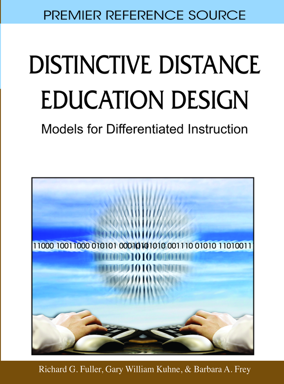 Distinctive Distance Education Design