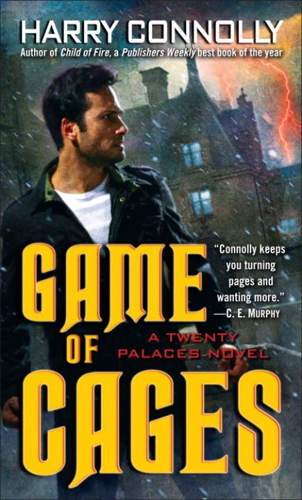 Game of Cages By: Harry Connolly