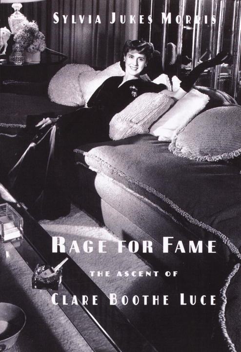 Rage for Fame By: Sylvia Morris