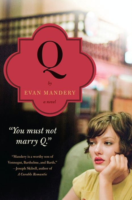 Q: A Novel By: Evan Mandery