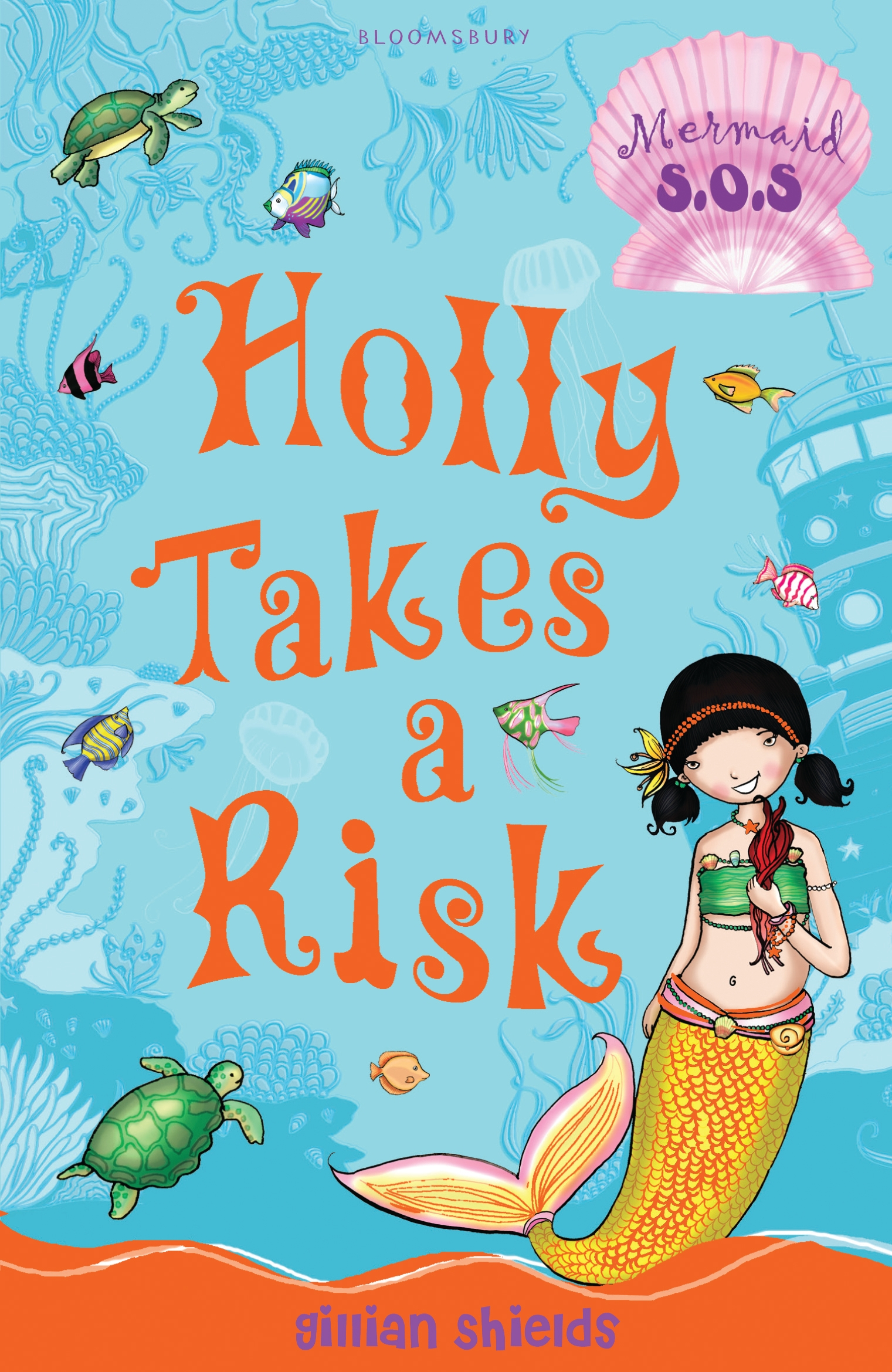 Holly Takes a Risk: Mermaid S.O.S.