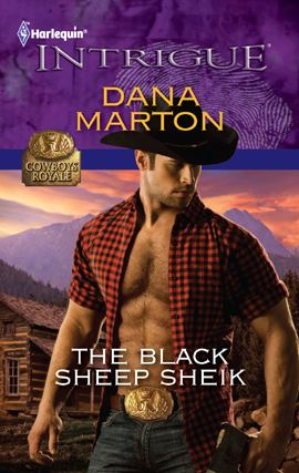 The Black Sheep Sheik By: Dana Marton