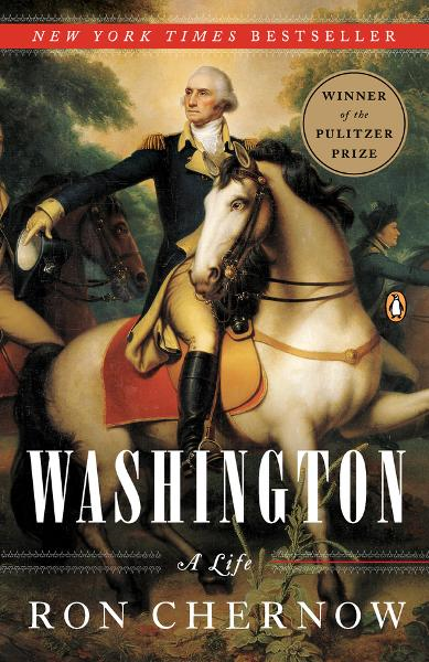 Washington By: Ron Chernow
