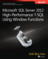 Microsoft Sql Server 2012 High-Performance T-Sql Using Window Functions: