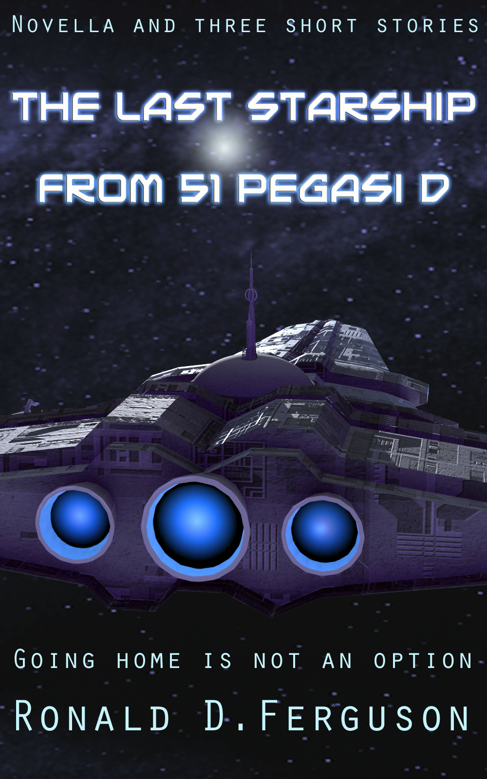 The Last Starship from 51 Pegasi D