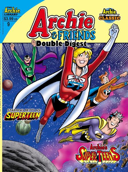 Archie & Friends Double Digest #9
