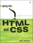 Spring Into HTML and CSS By: Molly E. Holzschlag