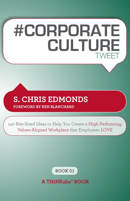 #CORPORATE CULTURE tweet Book01