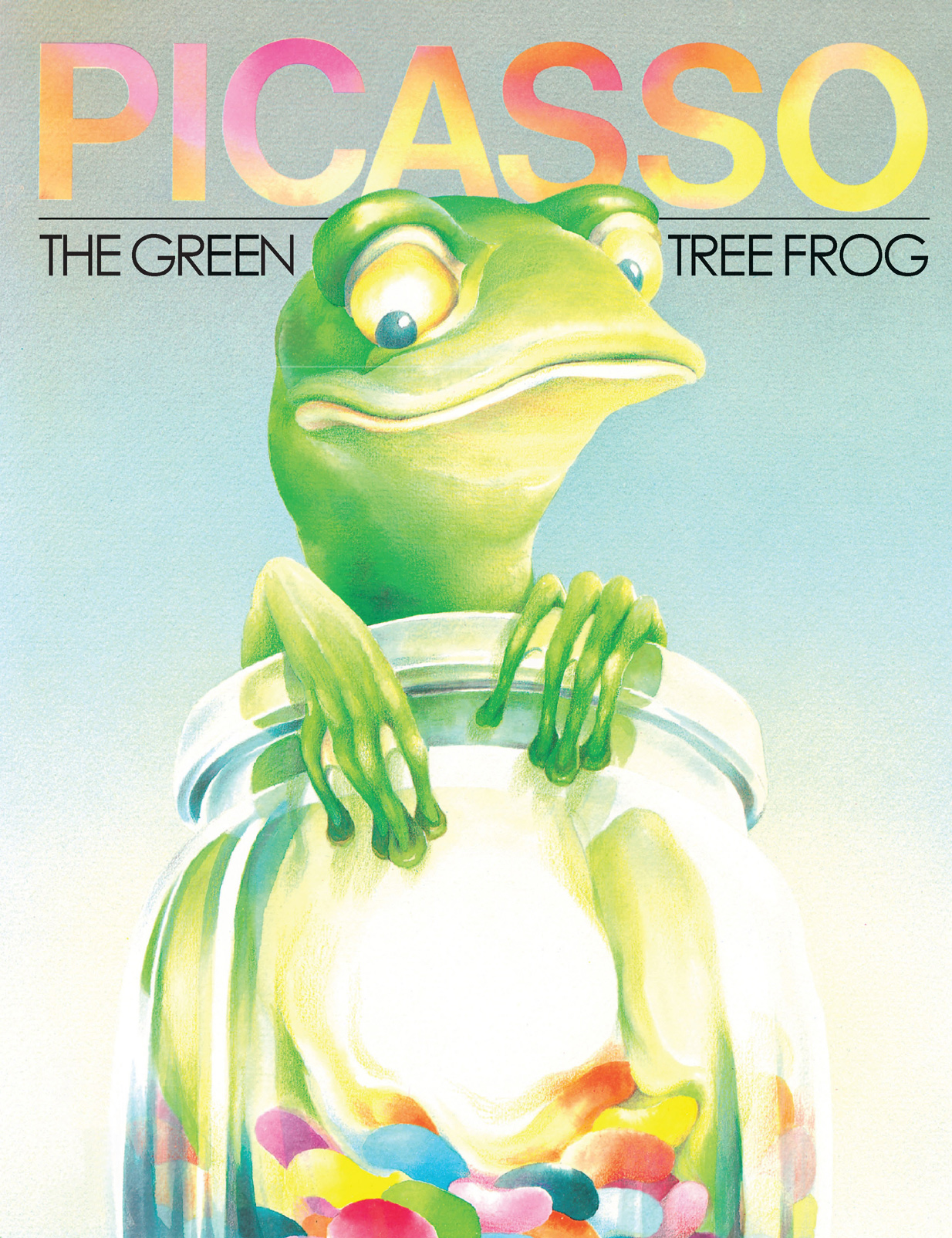 Picasso the Green Tree Frog By: Amanda Graham,John Siow