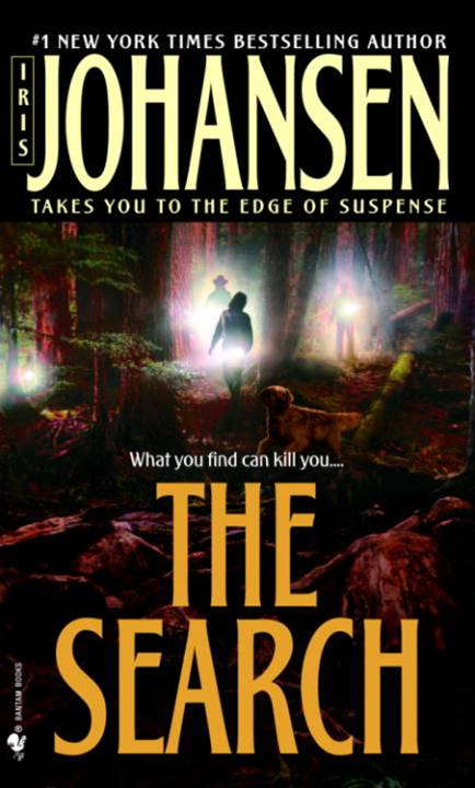 The Search By: Iris Johansen