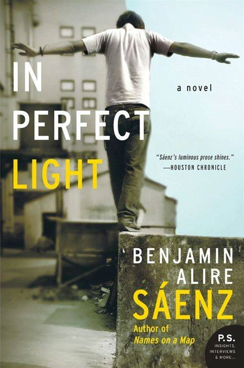 In Perfect Light By: Benjamin Alire Saenz