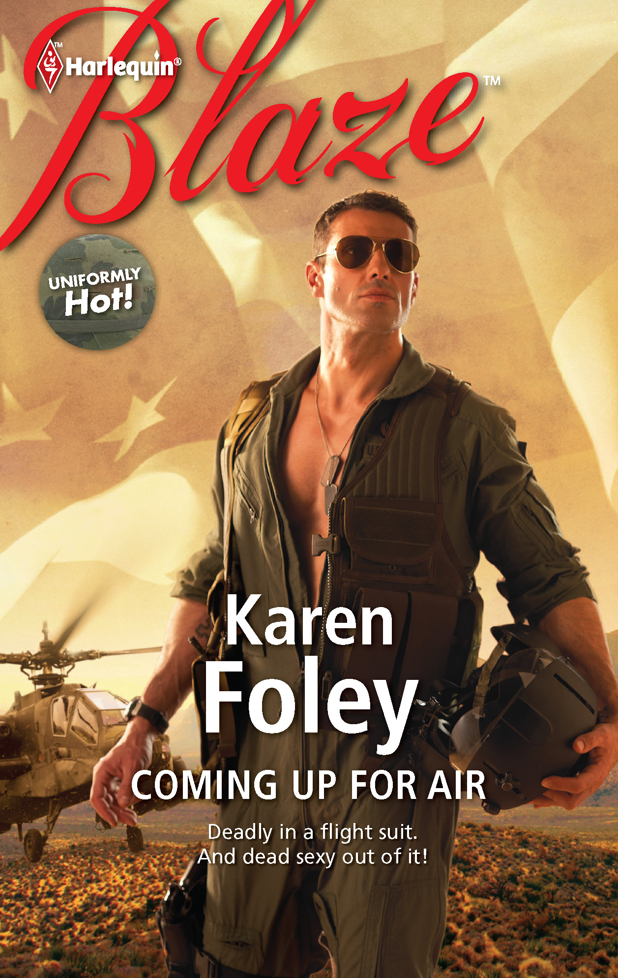 Coming Up for Air By: Karen Foley
