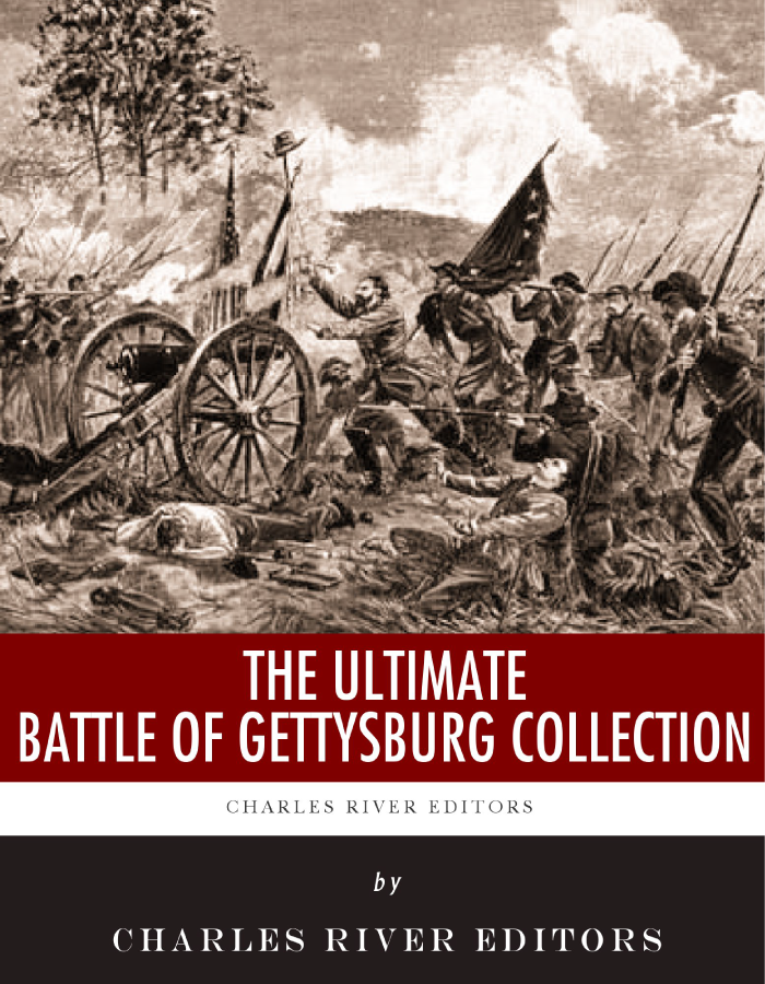 The Ultimate Battle of Gettysburg Collection