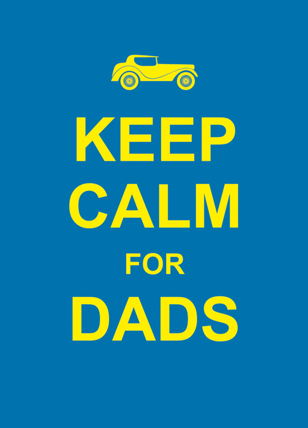 Keep Calm for Dads By: Summersdale