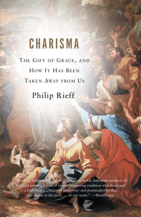 Charisma By: Philip Rieff