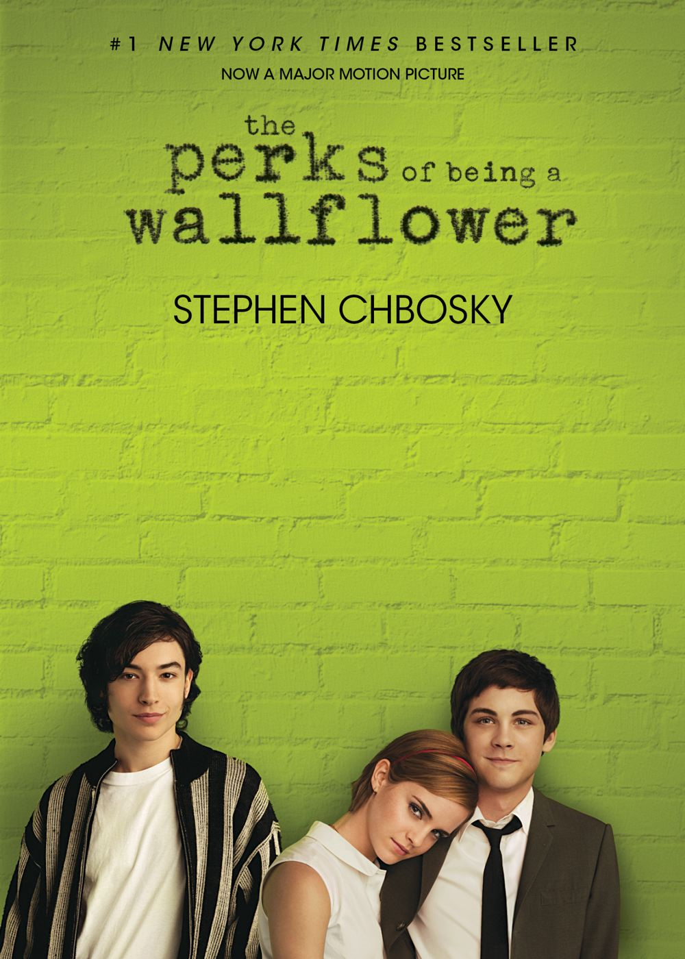 The Perks of Being a Wallflower By: Stephen Chbosky