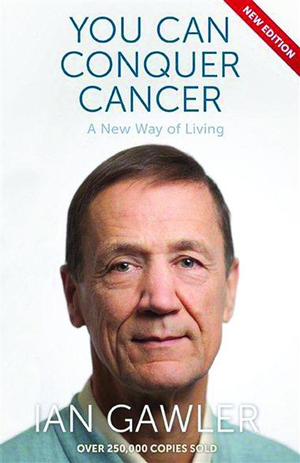 You Can Conquer Cancer By: Jane Finnis