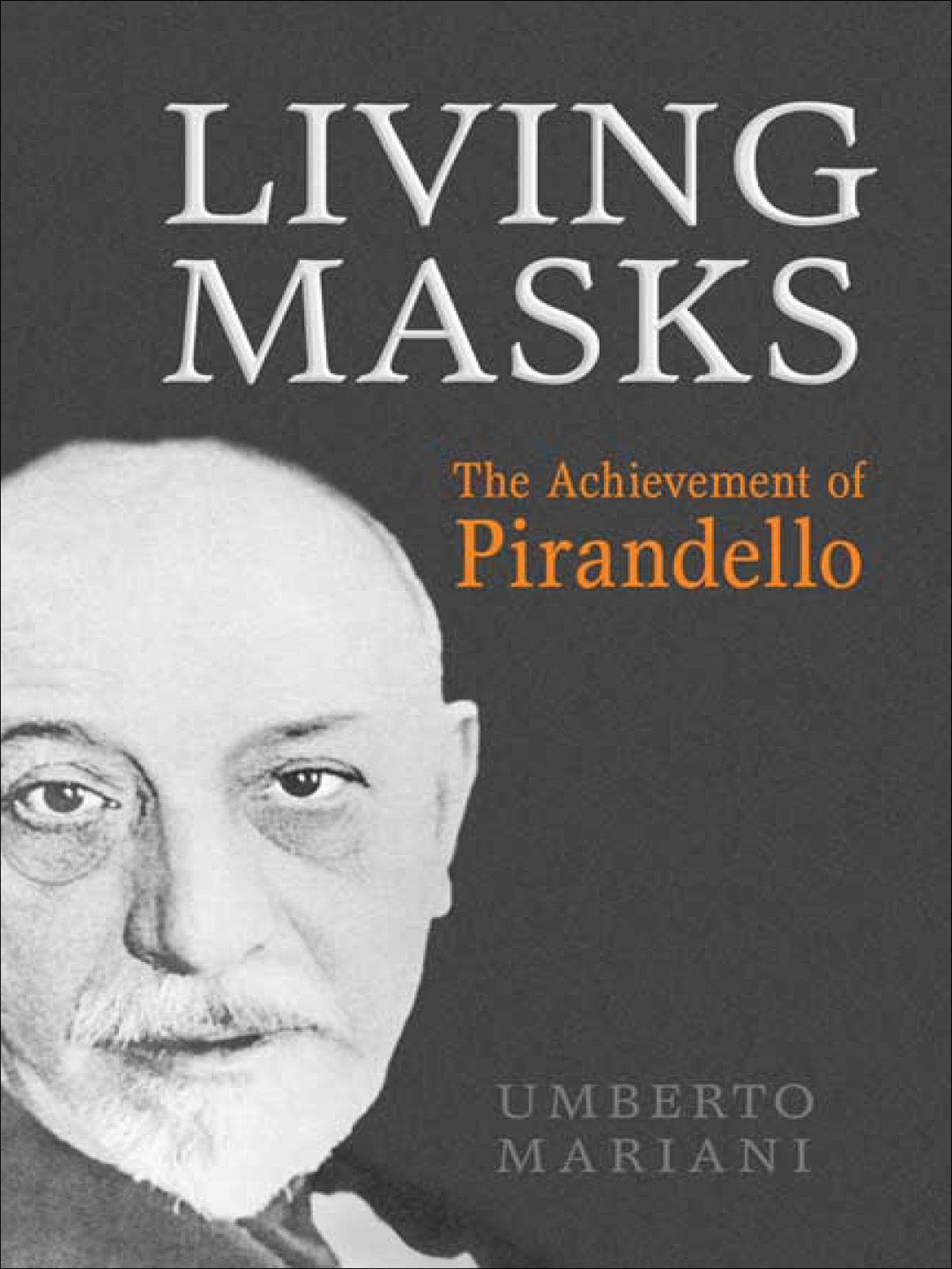 Living Masks By: Umberto Mariani