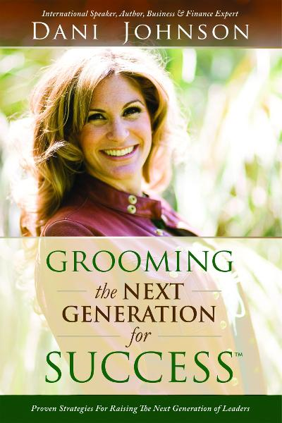 Grooming the Next Generation for Success By: Johnson, Dani